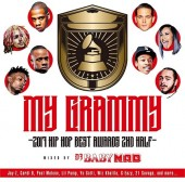 DJ BABY MAD / MY GRAMMY-2017 HIP HOP BEST AWARDS 2ND HALF-