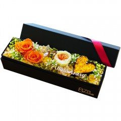 【Happiness Box】 Orange