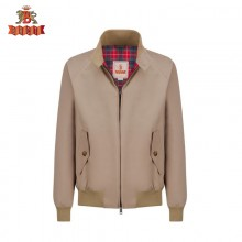Baracuta [バラクータ] _ G9 MODERN CLASSIC HARRINGTON JACKET - BARACUTA CLOTH / Tan