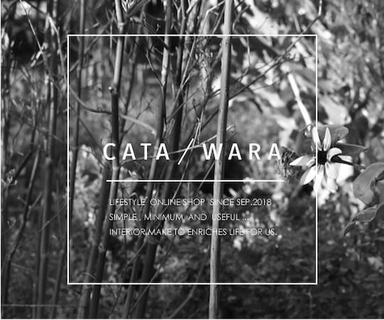 catawara,かたわら,カタワラのショップイメージ