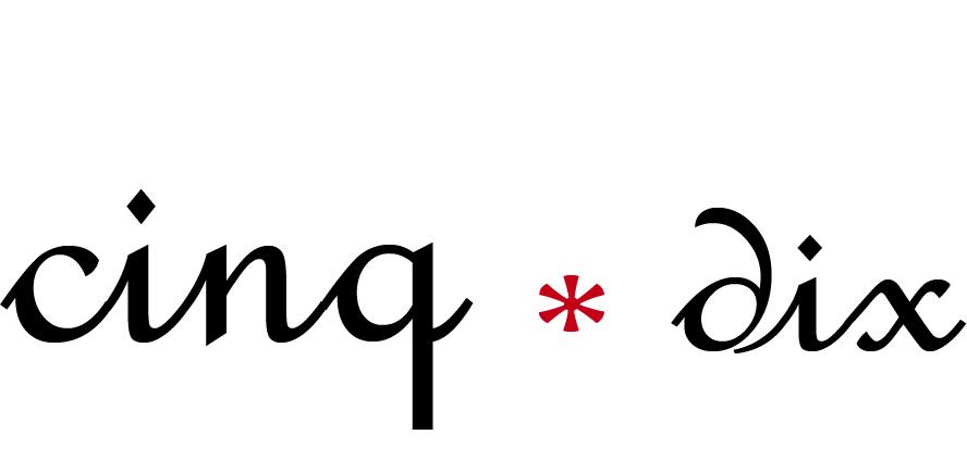 cinq dix logo