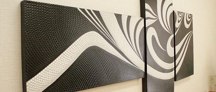 1点ずつ手書きにて描かれたモダンアート アジアンインテリア&バリ雑貨 ES-STYLE(エス-スタイル)