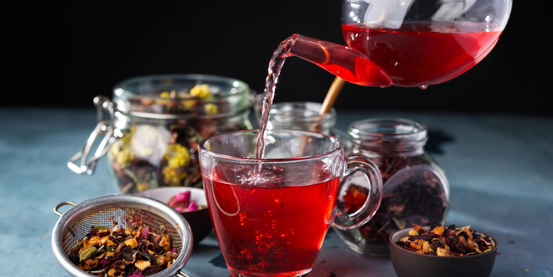 果物茶のパッケージ