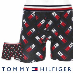 TOMMY HILFIGER|トミーヒルフィガー JAPAN LIMITED 日本限定 COTTON ICON BUTTON FLY BOXER BRIEF POP FLAG コットン アイコン ポップフラッグ ボクサーパンツ 5338-1054 【ゆうパケット・2点まで】