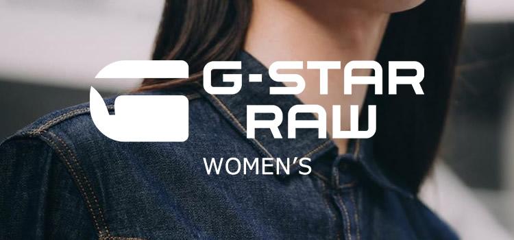 ジースターロウ G-Star RAW レディース