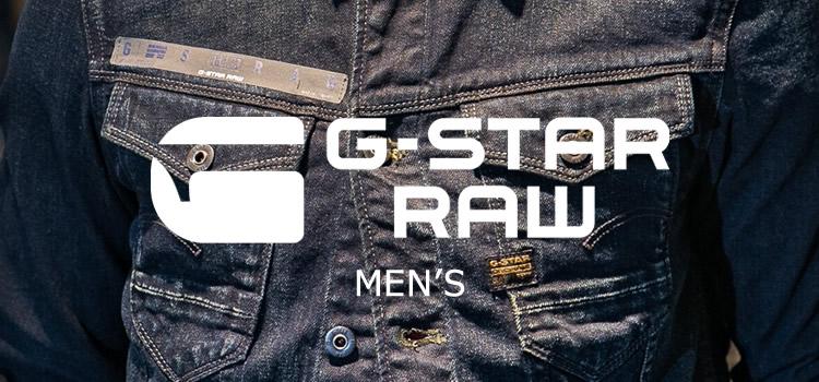 ジースターロウ G-Star RAW メンズ