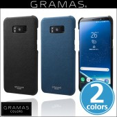 "GRAMAS COLORS ""EURO Passione"" Shell Leather Case for Galaxy S8+ SC-03J / SCV35"
