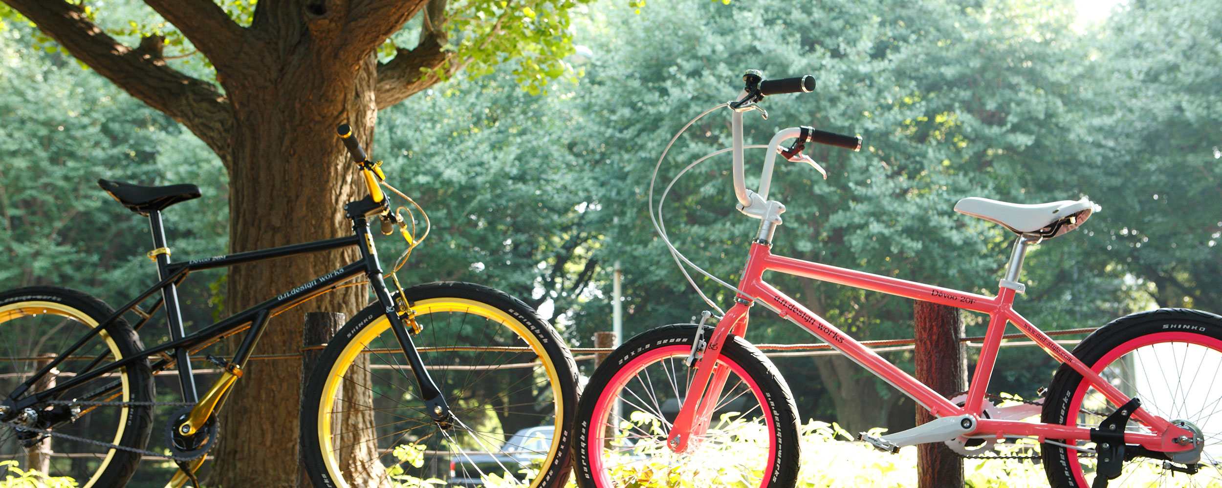 Caringbah カリンバ : ストリートデザインバイク