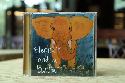 Elephant and a barbar (CD)