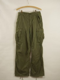 RIPSTOP MILITARY PANTS
