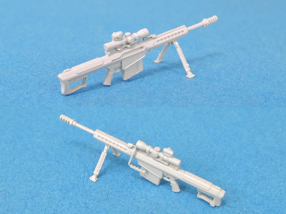 レジェンド LF3D077 1/35 Barrett M107A1 Sniper Rifle set (Incl' 2 Bodies)