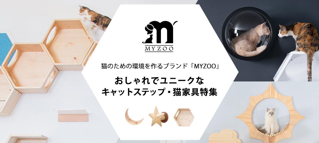 猫と人が暮らす家