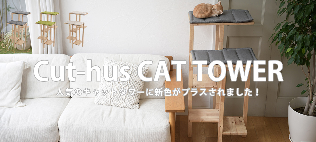人も猫も快適な家
